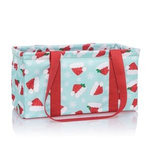 NWT   THIRTY-ONE    LARGE TOTE    HATS OFF HOLIDAY